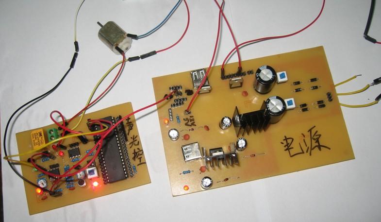 2013大学生电子设计竞赛作品展示