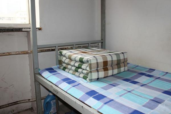 图为学生宿舍照片
